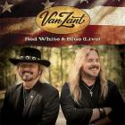 "VAN ZANT - ""Red White & Blue, Live&quot..."